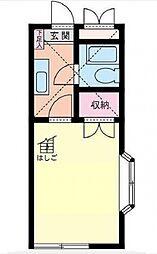 コンドレア高田東B棟[202号室号室]の間取り