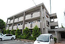 Dearcort kawanami[3階]の外観