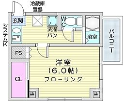 宮城野通駅 3.9万円