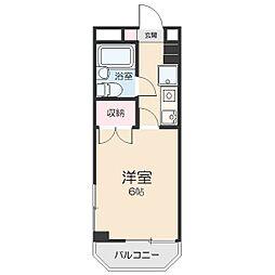 新栄ロイヤルハイツ[4階]の間取り