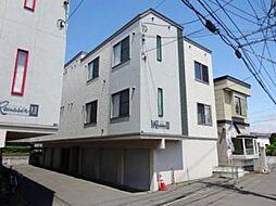 レユシールN12弐番館[103号室]の外観