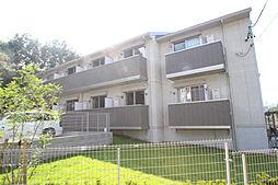 愛知県名古屋市昭和区高峯町の賃貸アパートの外観