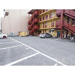 奈良県奈良市杉ケ町の賃貸マンションの外観