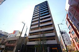 パークアクシス大阪新町[9階]の外観