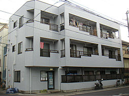 メゾンアルブル[2階]の外観