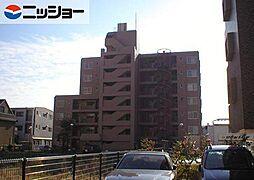 プラザ小幡602号室[6階]の外観