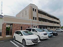 東京都町田市大蔵町の賃貸マンションの外観