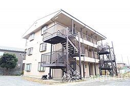 冨田マンション B棟[2階]の外観