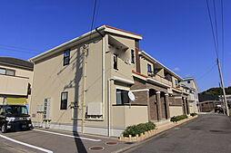伊予鉄道高浜線 山西駅 徒歩7分の賃貸アパート