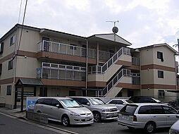 ピレネ園田 103[1階]の外観