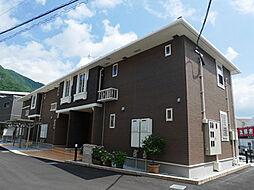 福岡県北九州市小倉北区大畠2丁目の賃貸アパートの外観
