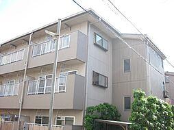 大阪府大阪市平野区加美正覚寺3丁目の賃貸マンションの外観
