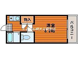 第IIストークマンション[3階]の間取り