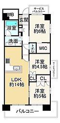 白鷺駅 3,250万円