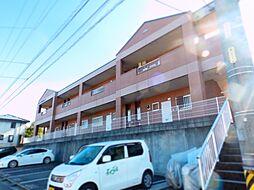 グランパスSHIROTA A棟[1階]の外観