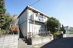 シティハイムアケボノA[2階]の外観