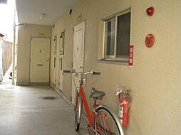 ライフオン生駒 東棟[1階]の外観