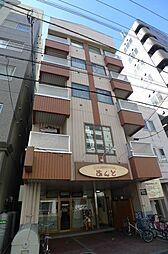 北海道札幌市中央区北一条西20丁目の賃貸マンションの外観