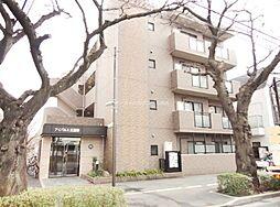 東京都武蔵野市八幡町1丁目の賃貸マンションの外観