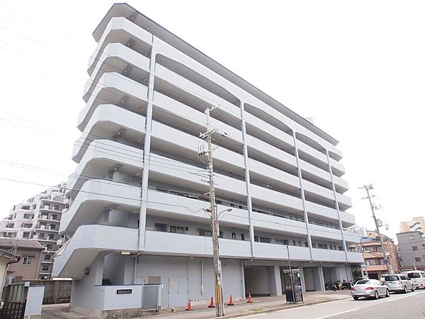 大和スカイハイツ 4階の賃貸【兵庫県 / 神戸市灘区】