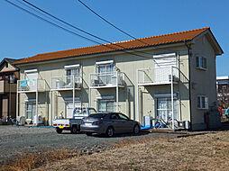 三神アパート[205号室]の外観