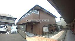 大阪府東大阪市御厨南2丁目の賃貸アパートの外観