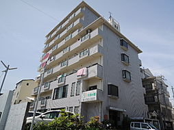 大阪府大阪市平野区加美西2丁目の賃貸マンションの外観