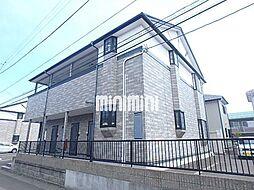 クレセール南吉成弐番館[1階]の外観