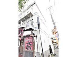 廣井ハイツ[2階]の外観