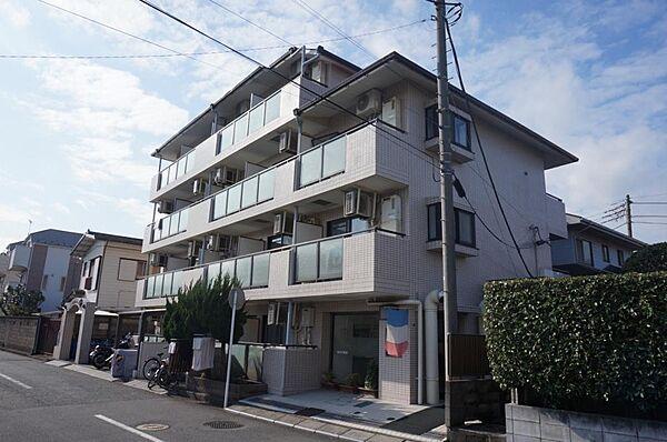 三栄ハイツII 4階の賃貸【神奈川県 / 横浜市金沢区】