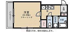 室見駅 3.4万円