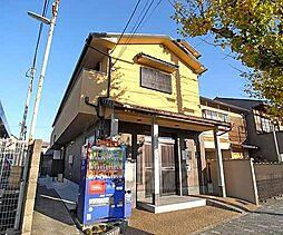 京都府京都市上京区閻魔前町の賃貸アパートの外観