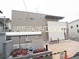 小田急小田原線 百合ヶ丘駅 徒歩8分の賃貸アパート