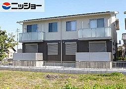 コスモスガーデンWest[2階]の外観