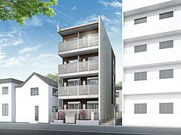東京都台東区清川2丁目の賃貸マンションの外観