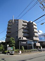 京都府京都市伏見区中島北ノ口町の賃貸マンションの外観