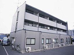 千葉県鎌ケ谷市道野辺中央2丁目の賃貸アパートの外観