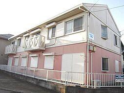 ベルビュー江原台[1階]の外観