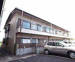 京都府八幡市八幡備前の賃貸アパートの外観