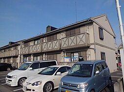 リバティ千代田[2階]の外観