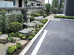 ガーデンコート[1階]の外観