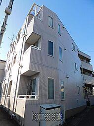 エクセル新百合丘[2階]の外観