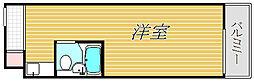 ダイアパレス亀戸[10階]の間取り