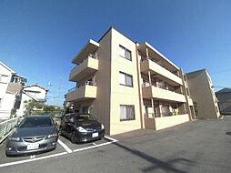 大阪府高槻市別所本町の賃貸マンションの外観