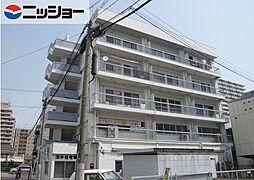 清水住宅ビル[5階]の外観