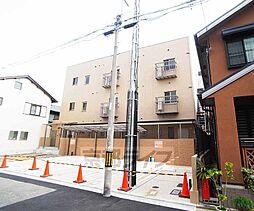 京都府京都市南区東九条東御霊町の賃貸マンションの外観