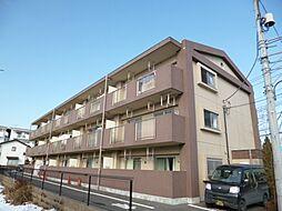 東京都立川市一番町1丁目の賃貸マンションの外観