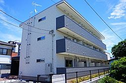 埼玉県さいたま市北区宮原町1丁目の賃貸アパートの外観