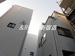 ミハス東新宿[204号室]の外観