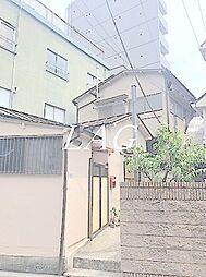 東京都北区神谷1丁目の賃貸アパートの外観